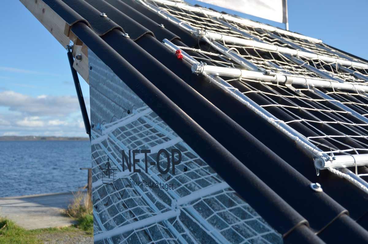 Sikkerhedsnet - Net-Op